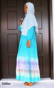 Delisha softblue