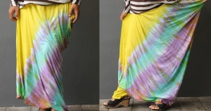 Savana pants skirt -1
