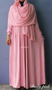 maura dusty pink
